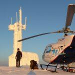 helikopter transport tjenester hytter og privat