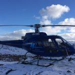 Helikopter til jakt fiske turer og sightseeing Trondheim og Trøndelag