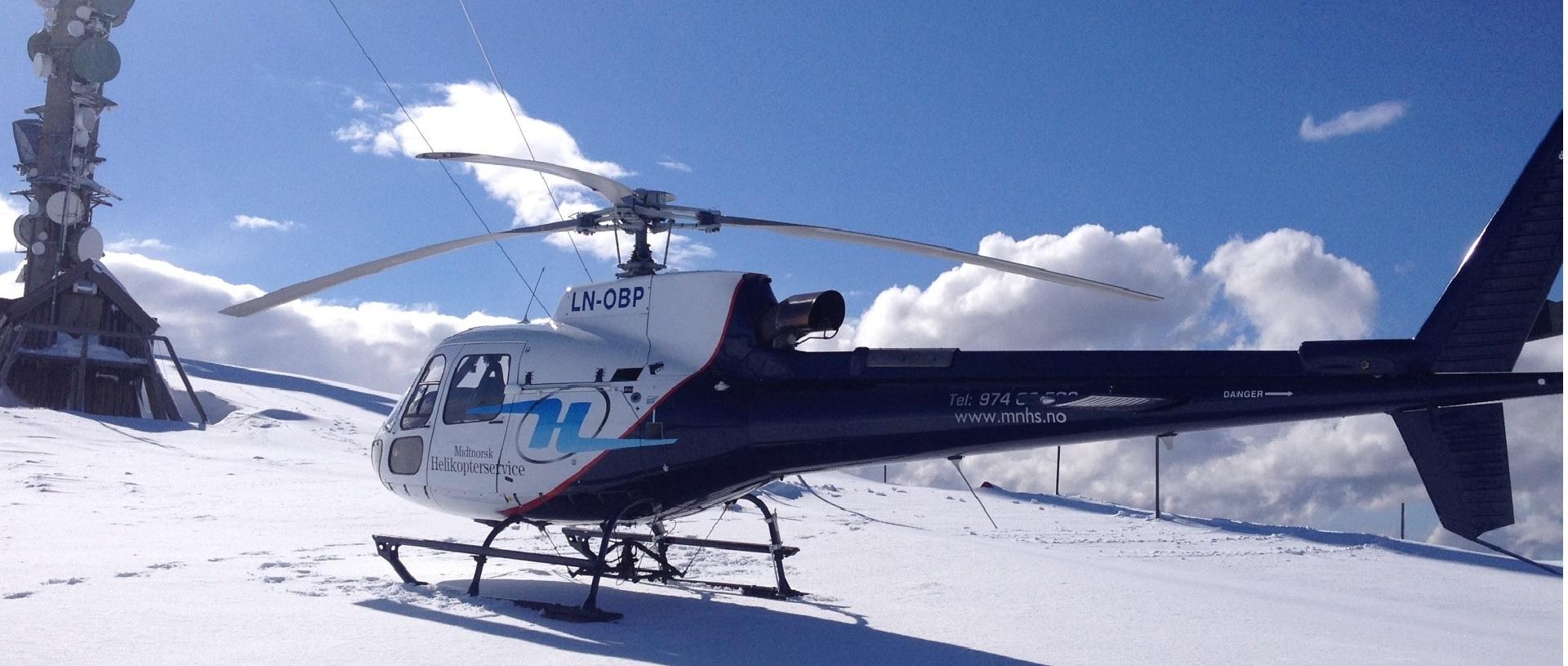 Helikopter tjenester til riktig pris