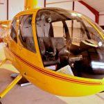 Helikopterleie i Trondheim - Robinson 44