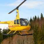 Lineinspeksjon Midtnosk helikopterservice