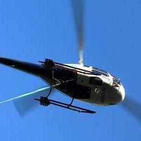 Helikoptertransport-hytte-materialer-pris