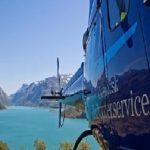 Helikopter sightseeing Trondheim og Trøndelag